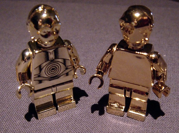 Fake Gold C-3PO