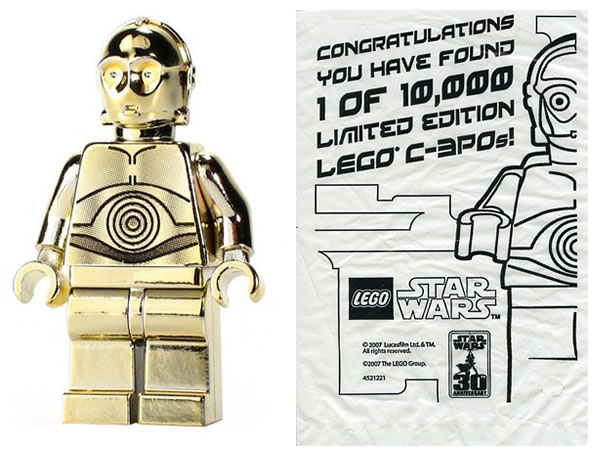 C-3PO Gold Chrome