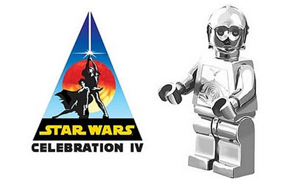 C-3PO Sterling Silver [Celebration VI exclusive]