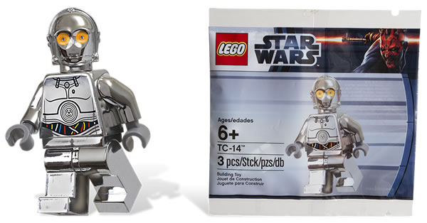 Polybag LEGO Star Wars 5000063 - TC-14