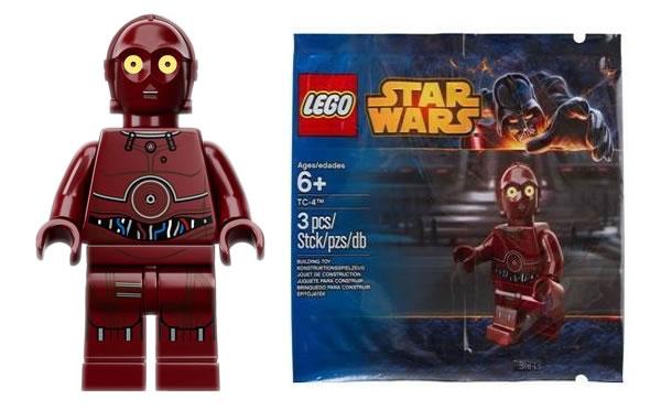 Polybag LEGO Star Wars 5002122 - TC-4