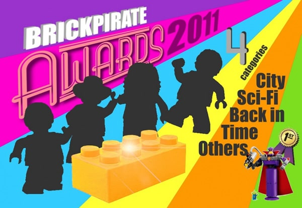 Brickpirate Awards 2011