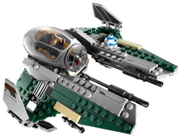 9494 Anakin's Jedi Interceptor