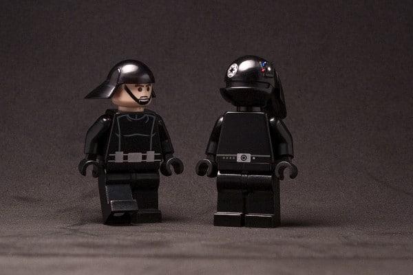 Custom Lego Imperial Trooper & Death Star Gunner by CAB & Tiler