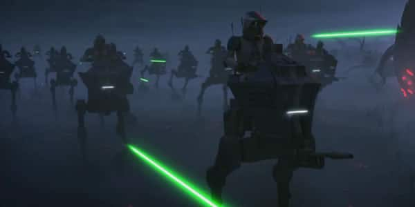 Clone Wars Season 4 Episode 7 : Darkness on Umbara