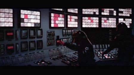 Death Star Control Room