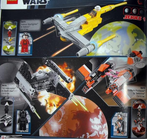 LEGO Planet Series 1