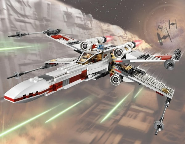 9493 X-Wing Starfighter