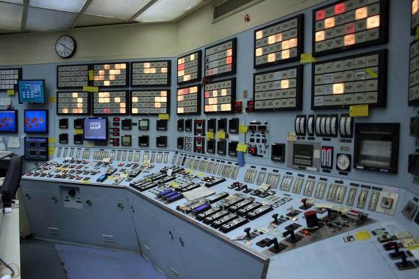 Steam Plant Control Room LAX