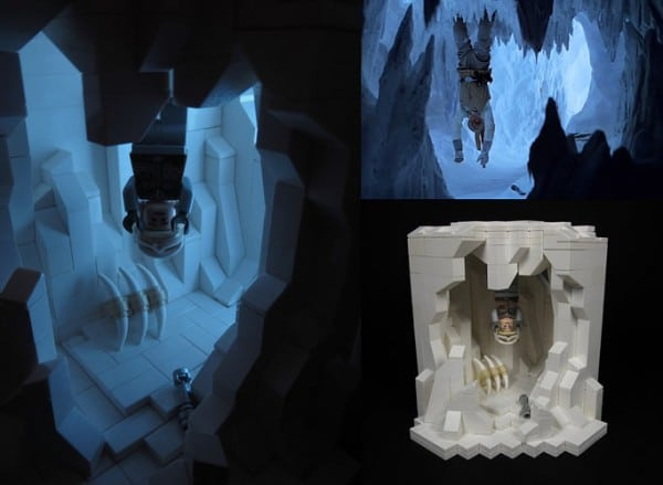 The Wampa Cave by Walter Boy