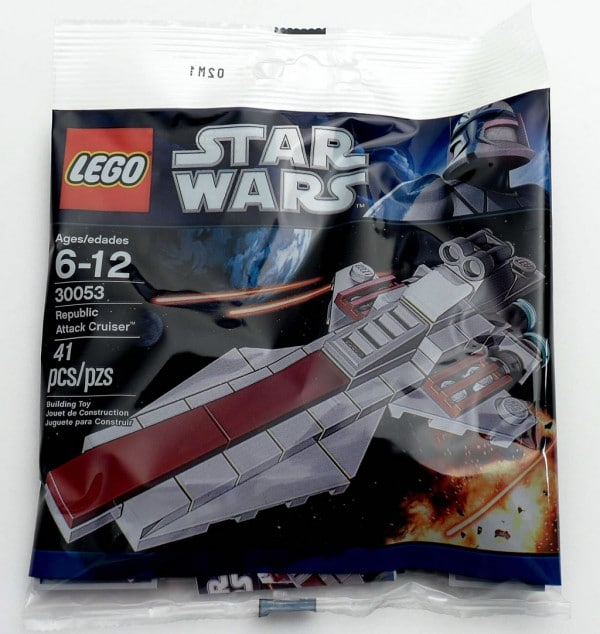 30053 Republic Attack Cruiser