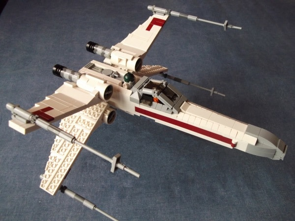 X-Wing par Rusty