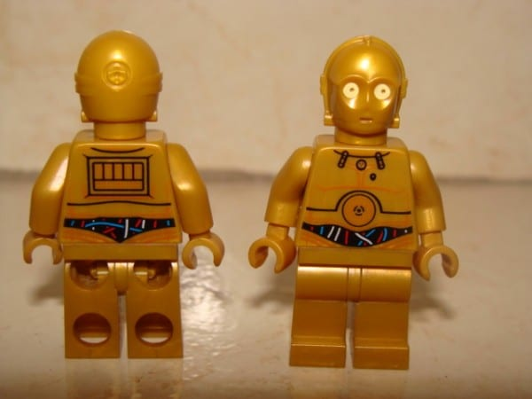 C-3PO - 9490 Droid Escape