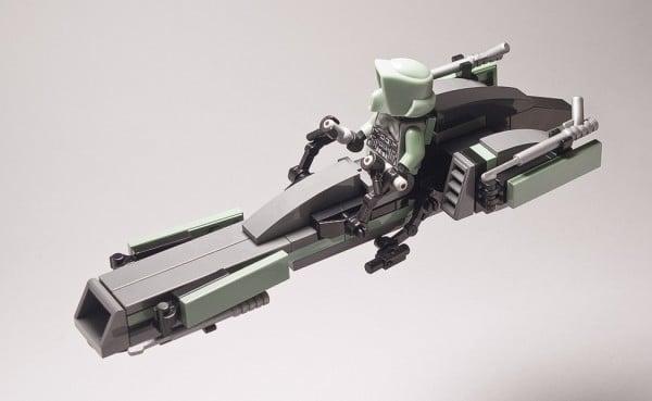 Custom BARC Speeders par CAB & Tiler