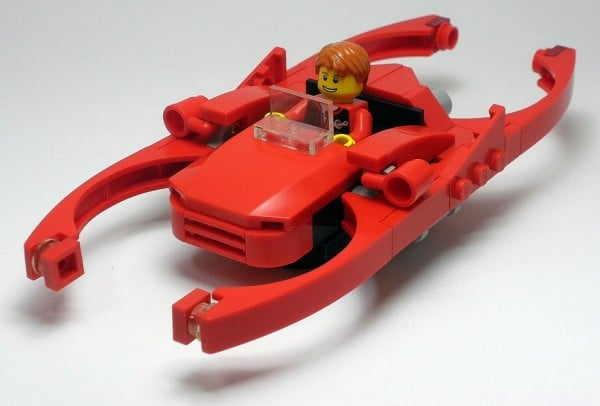 Coruscant Sports Car par The Capitán