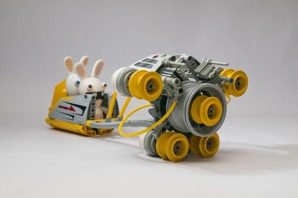 Lapod Racer - JoJoNeiL