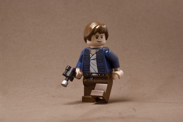 Custom Han Solo by CAB & Tiler