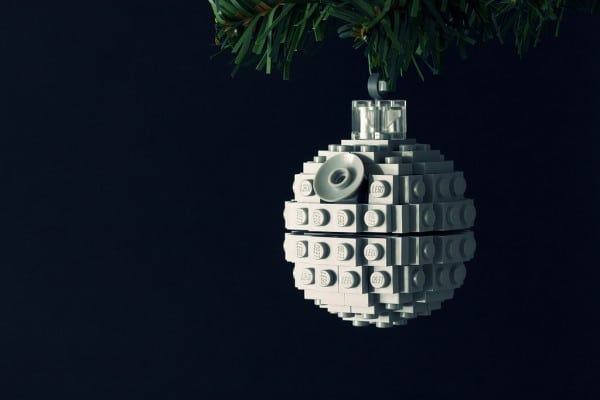 Death Star Ornament par Chris Mc Veigh