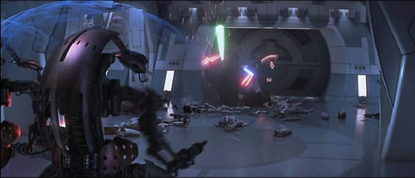 Droideka - Episode I : The Phantom Menace
