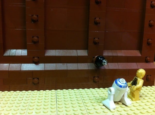 Jabba's Palace Door par lego envy