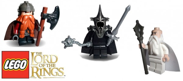 LEGO Lord of the Rings....NOT