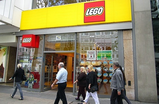 Official LEGO Store in Berlin