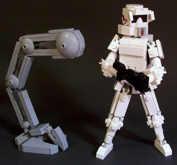 AT-RT & ARF Trooper Moodland Scale by MooDSWIM