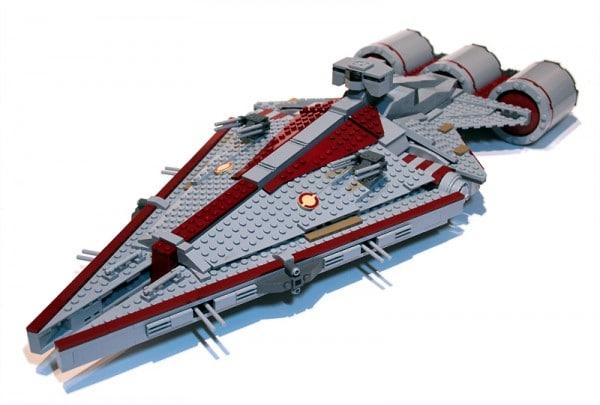Arquitens-class Light Cruiser par pedro