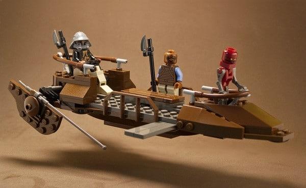 The Skiff Patrol par CAB & Tiler