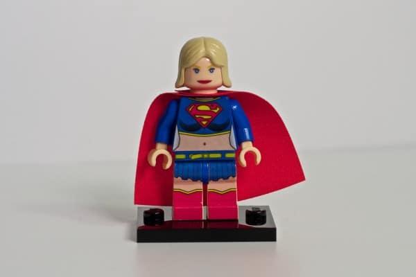 SuperGirl par Julian Fong