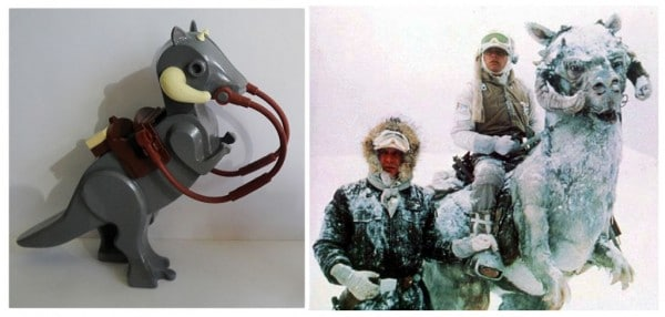 Custom tauntaun by Christo