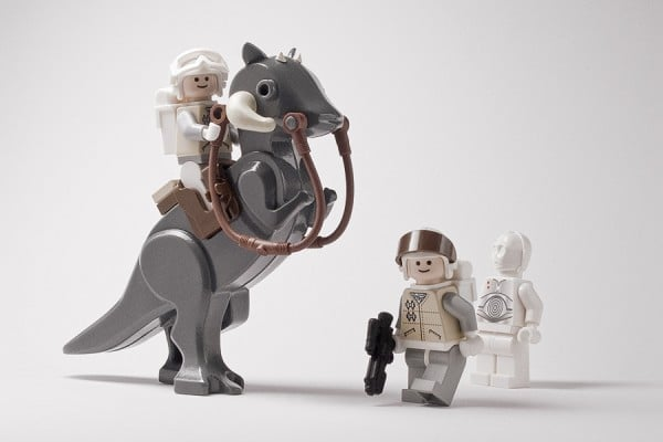Custom Tauntaun - Calin