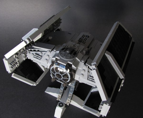 Tie Advanced par Imperial Fleet