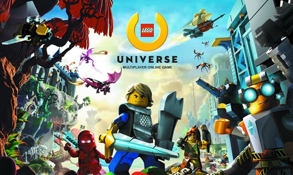 Game Over - LEGO Universe