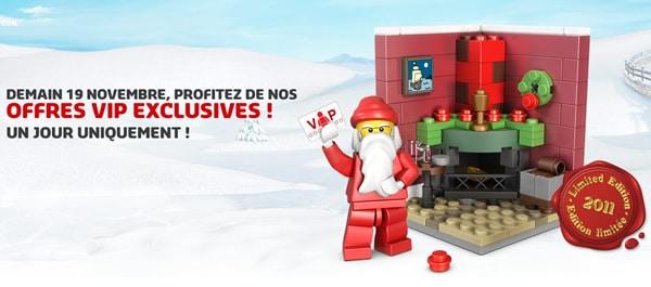 LEGO VIP Offer