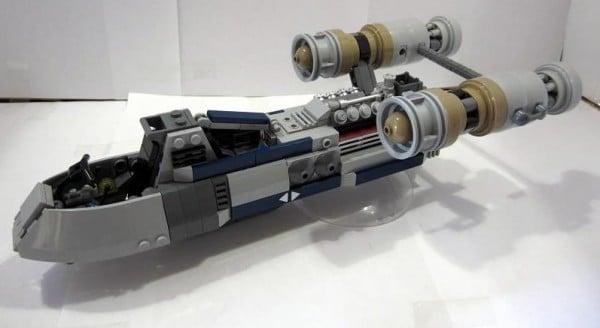 Z56 Airspeeder par Hollander