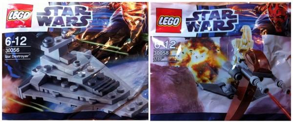 30056 Star Destroyer & 30058 STAP