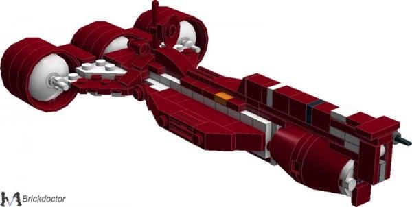 Midi-scale Radiant VII par Brickdoctor