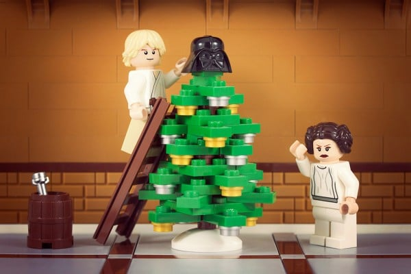 Christmas at The Skywalkers par Chris McVeigh