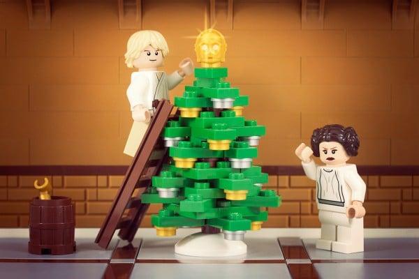 Christmas at The Skywalkers par Chris McVeigh