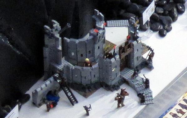 9474 The Battle Of Helm's Deep