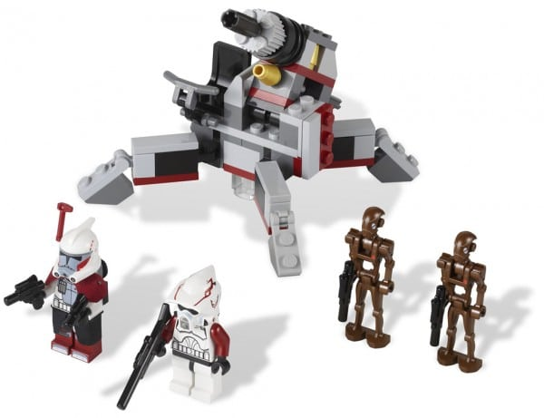 9488 ARC Trooper & Commando Droid Battle Pack