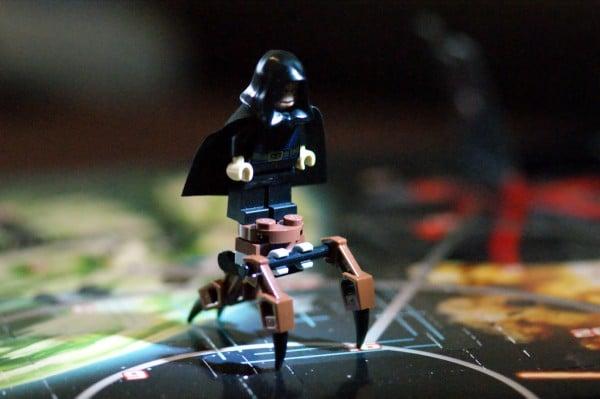 7958 LEGO Star Wars Advent Calendar - Mechno Chair