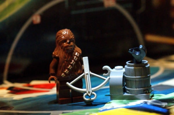7958 LEGO Star Wars Advent Calendar : Chewbacca