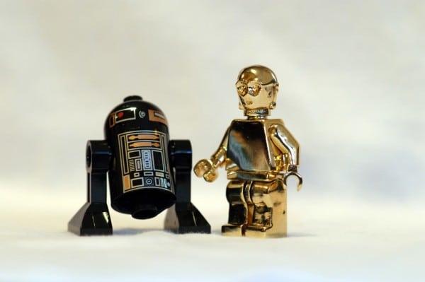 Fake C-3PO Gold
