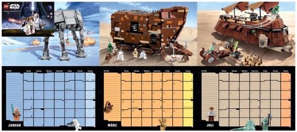 LEGO Star Wars Broschur XL