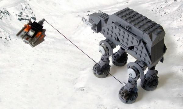 Battle of Hoth par Omar Ovalle