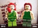 Poison Ivy 2012 vs Poison Ivy 2006