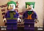 The Joker 2012 vs The Joker 2006