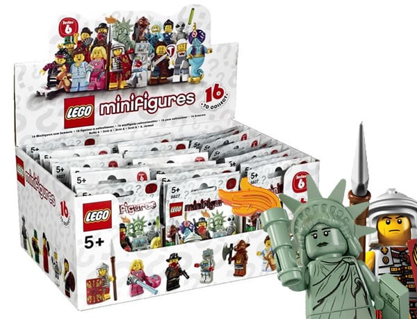 Minifigures Series 6 Box